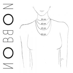 size necklace nobbon
