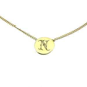 necklace-14k-gold-initial-tattoo-common