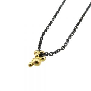 necklace-14k-gold-silver-cloudy-side